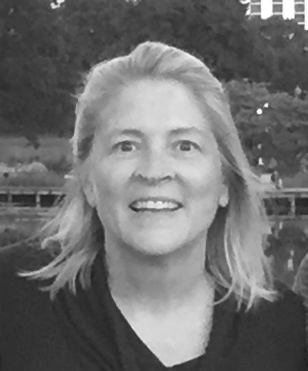 Peggy Forbes, veteran teacher, Programs Director, avid hiker
