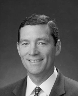 Jim Brault, treasurer, community activist