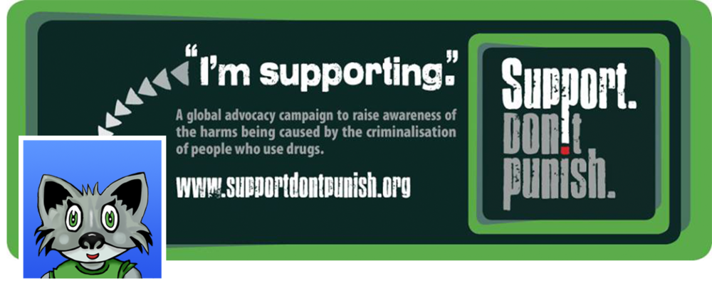 Check out the  Support Don't Punish website  and Facebook page -which has all the information, resources, images and ideas you will need to create your event / protest.