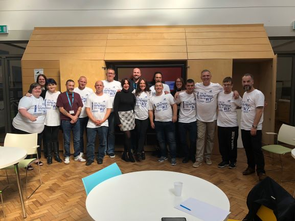 BLOG : Peer Partners in Burnley, Area Coordinator: Peter Yarwood Click image for more info on project