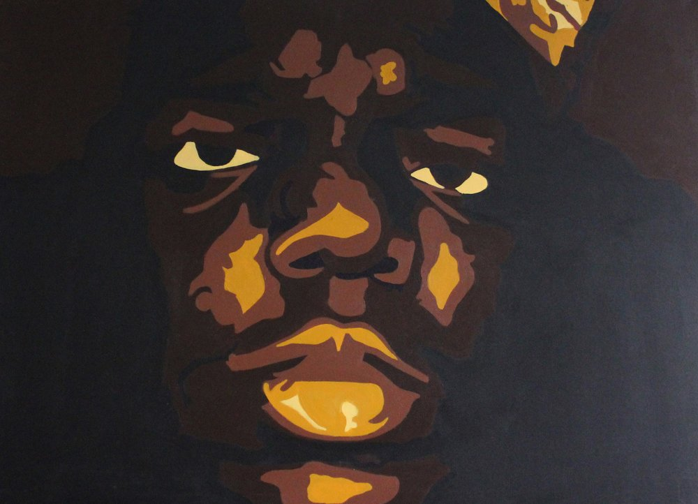 Biggie Biggie Biggie - see all of my portraits of the notorious big in one place