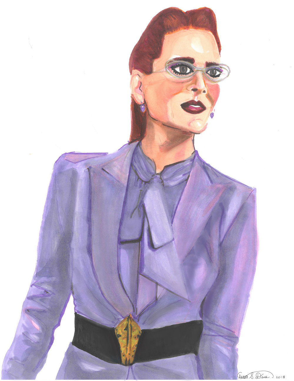 signed_Sarah Paulson Ms Venable purple.jpg