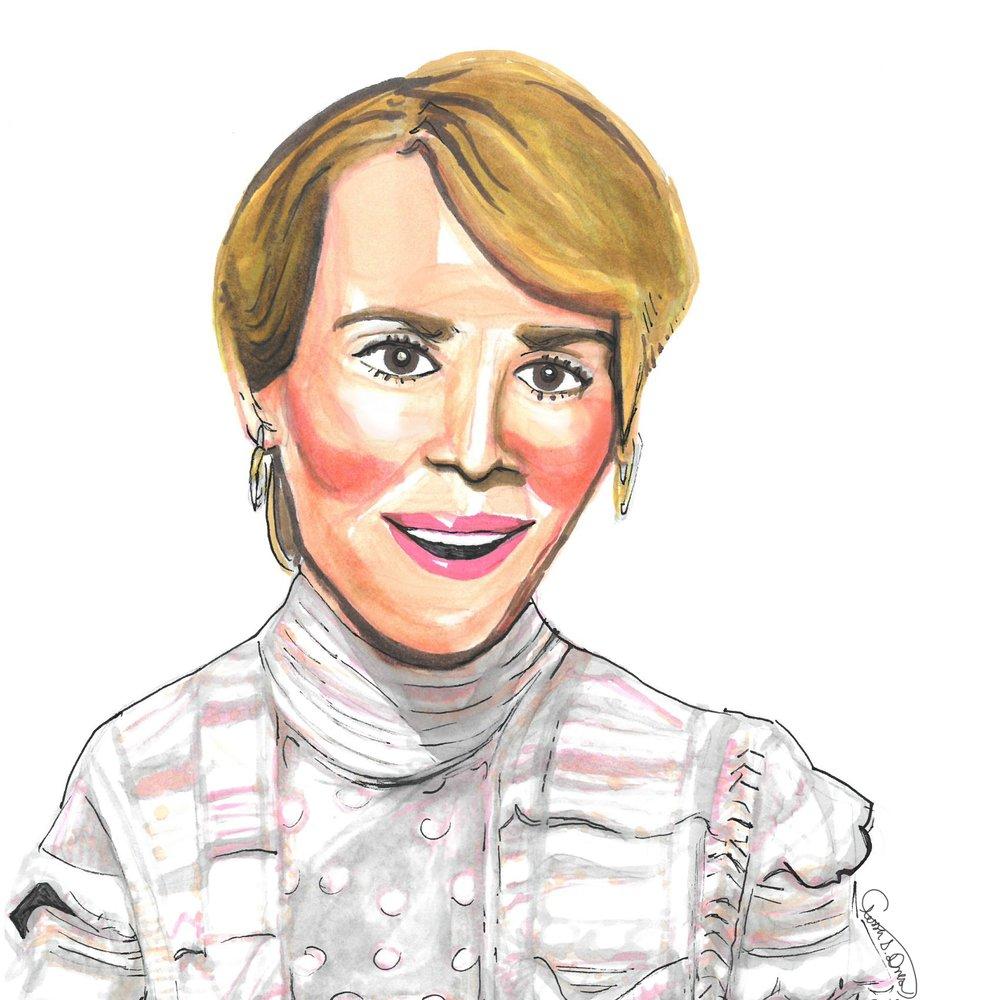 Audrey (Sarah Paulson)