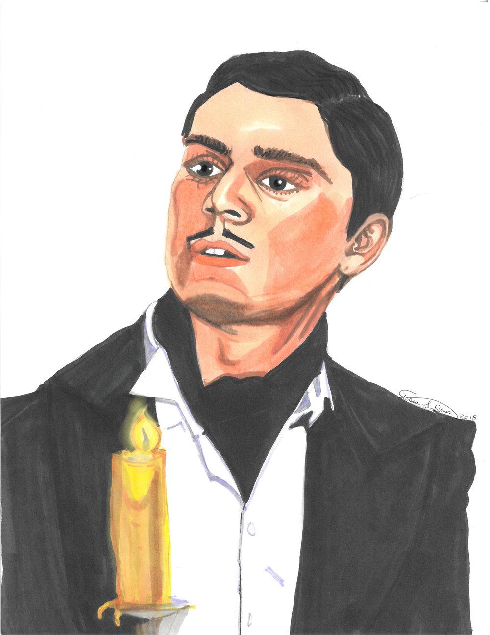 Evan Peters - the king of ahs..