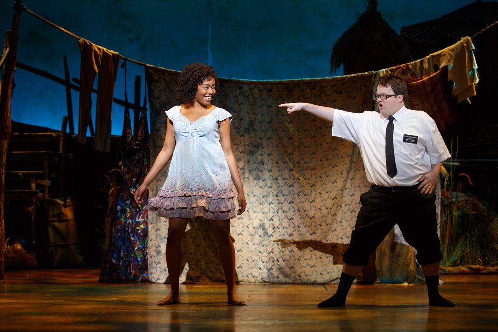 Photos: BookofMormonBroadway.com