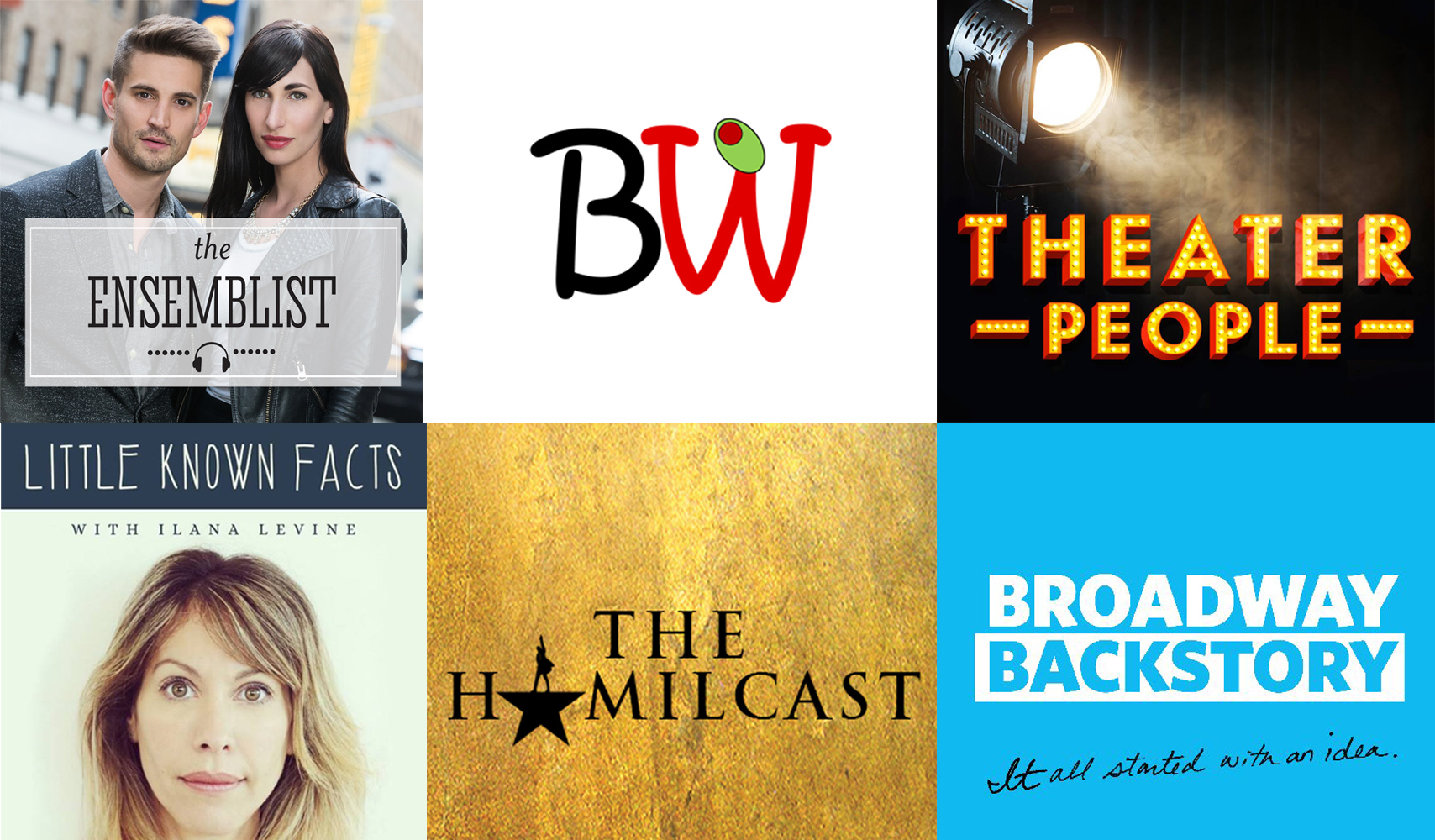 6 Podcasts For New Broadway Fans — YesBroadway