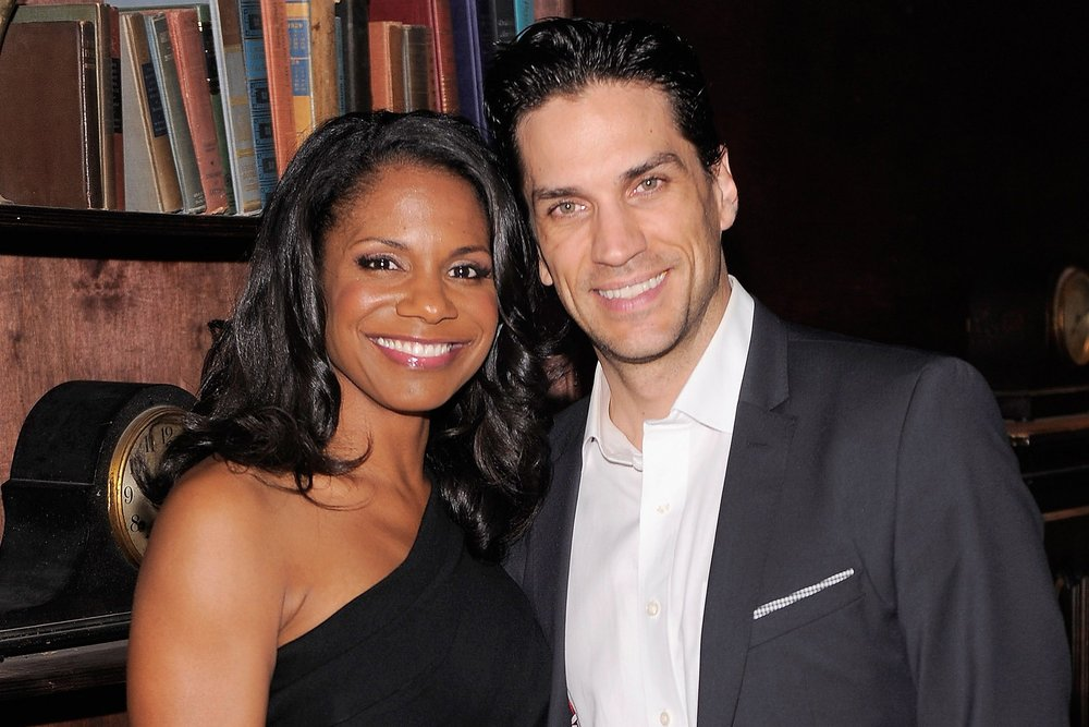 Audra McDonald & Will Swenson.  Photo: Jemal Countess/Getty