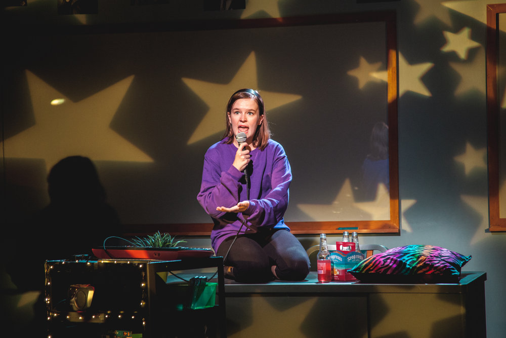 Betsy Hogg in SPEECH & DEBATE at BSC, Photo by Justin Allen (1).jpg