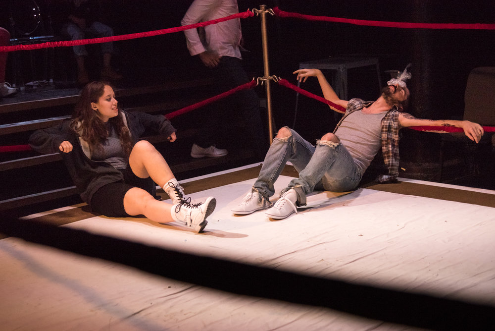 Rachel Franco and Brian Miskell in Less Than Rent Theatre's FMK - photo by Russ Rowland.jpg