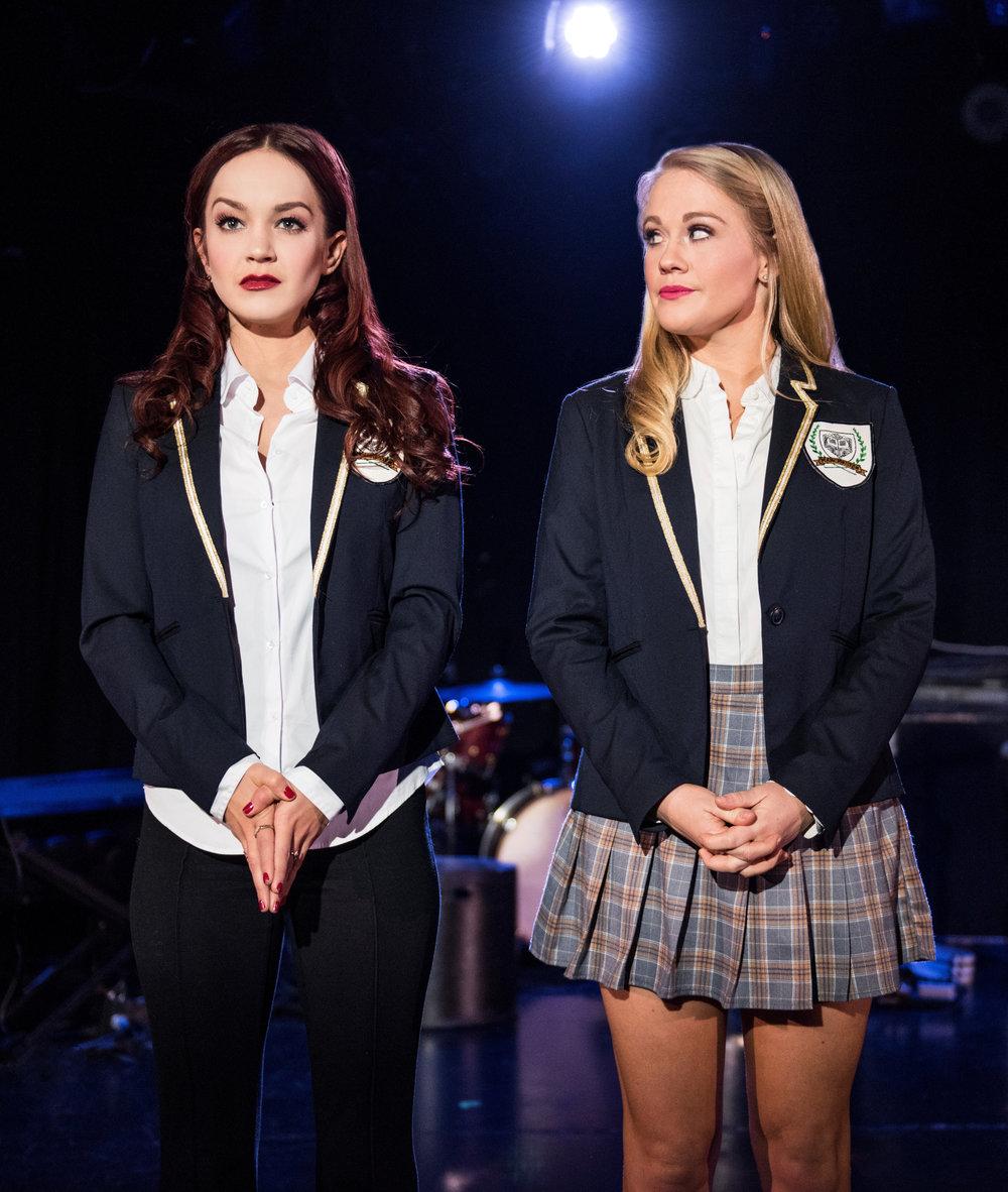 2-9911-Lauren Zakrin as Kathryn & Carrie St. Louis as Annette.jpg