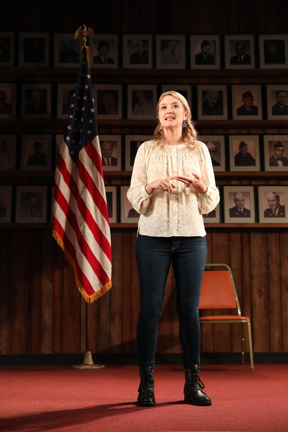 Heidi Schreck in WHAT THE CONSTITUTION MEANS TO ME at New York Theatre Workshop, Photo by Joan Marcus (2).jpg