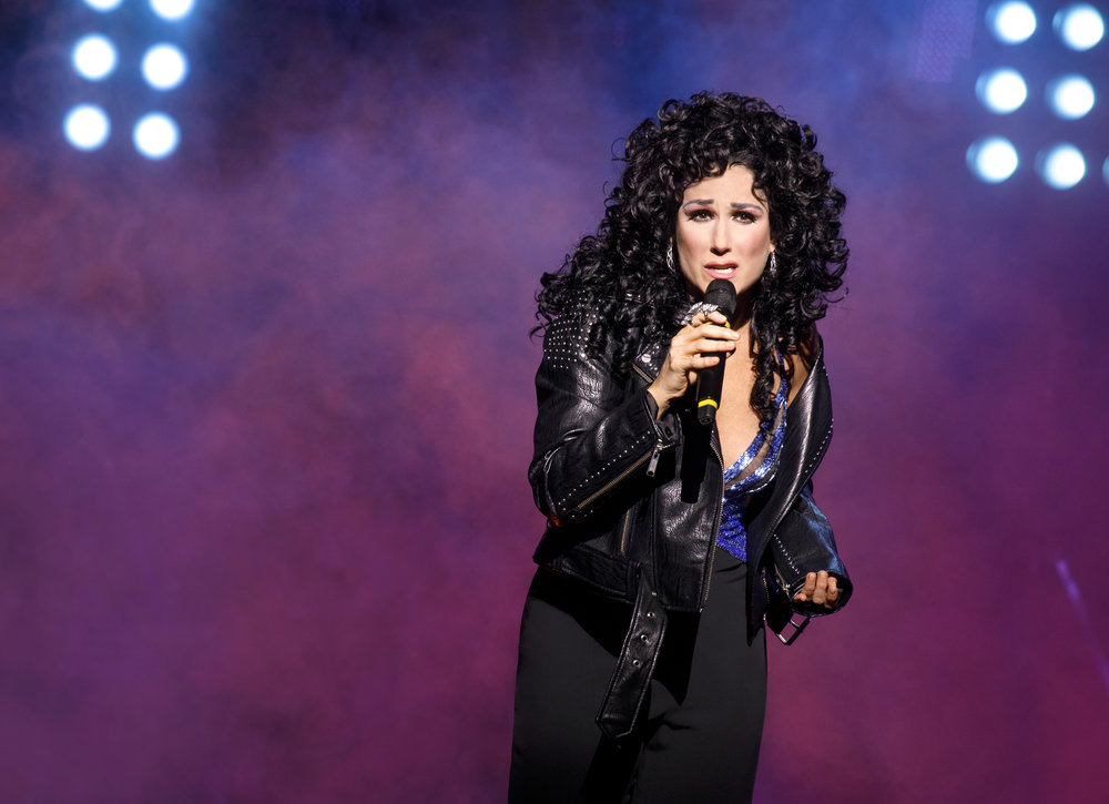 Stephanie J. Block as Star in THE CHER SHOW on Broadway - photo by Joan Marcus -1010r2.jpg