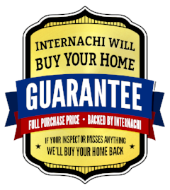internachi backs Elevate Home inspections llc with a buy back guarantee