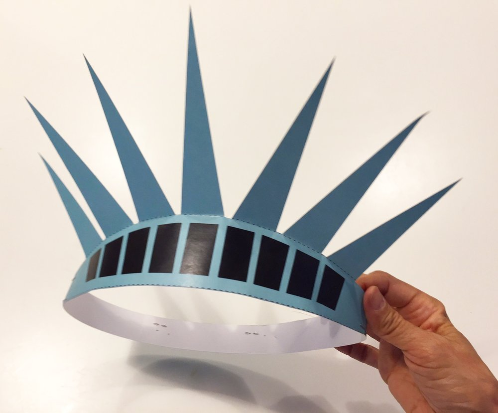 We Make America: Make Your Own Crown