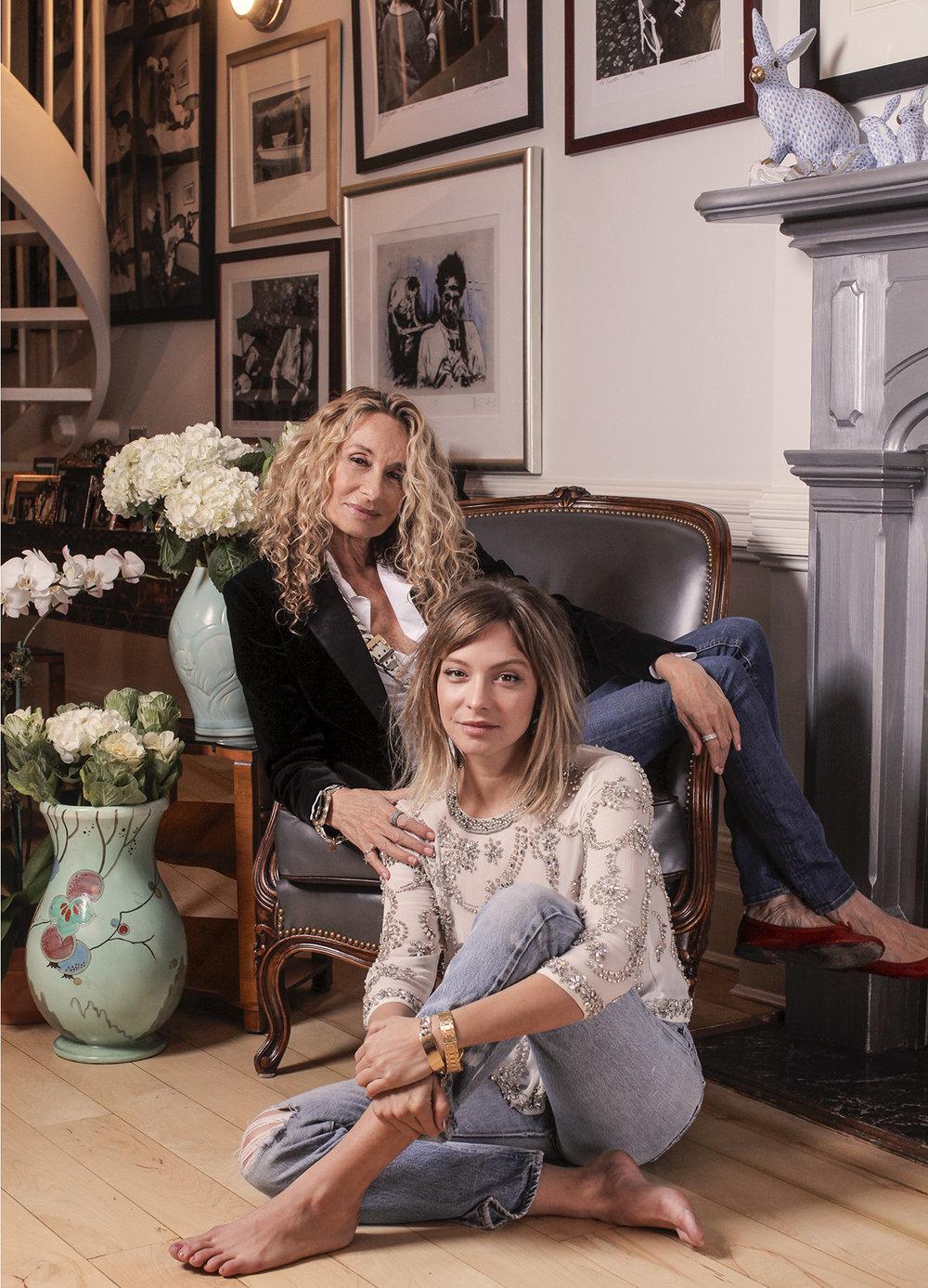 Ann & Annabel Dexter-Jones