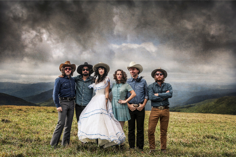 Nikki Lane & The Tennessee Dirtbags