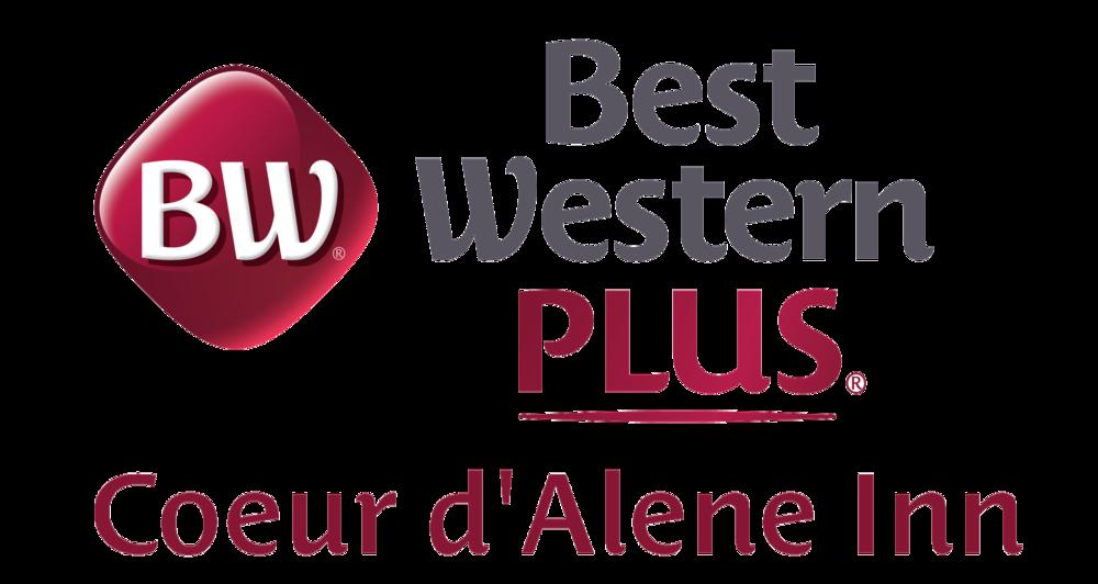 New Best Western PLus Coeur d'Alene Inn Logo.png