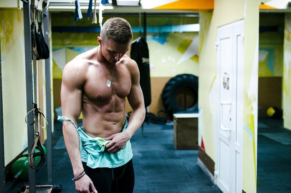 Men's Fitness