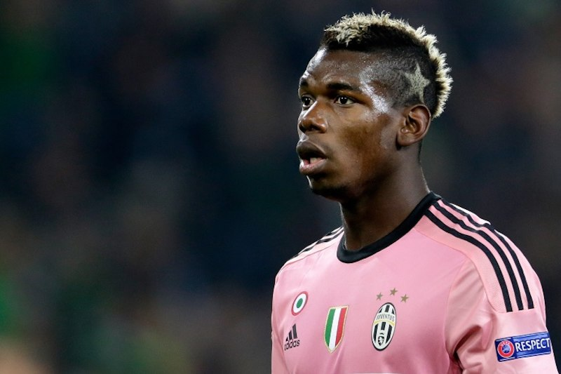 Just one of Paul Pogba's unique hairstyles (Photo by PokerStars / Used with permission)