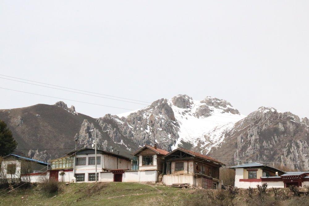 Little Tibetan Switzerland.
