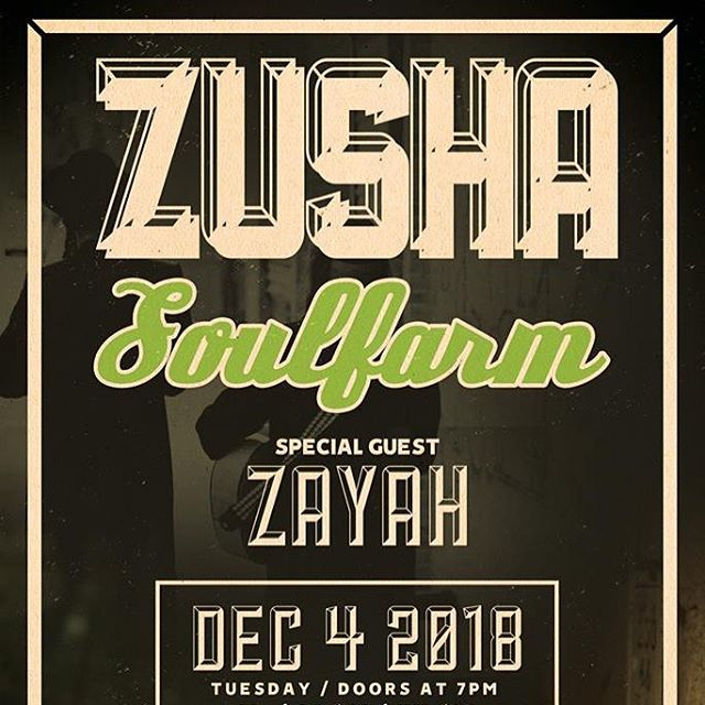 So excited to announce this Hanukkah festival performance at the Highline 🕎 !!! . . . . . #zusha #soulfarm #zayah #festival #highline #highlineballroom #hannukah #light #beacon #production #entertainment #jewishmusic #annual #show #nyc #hedgehog