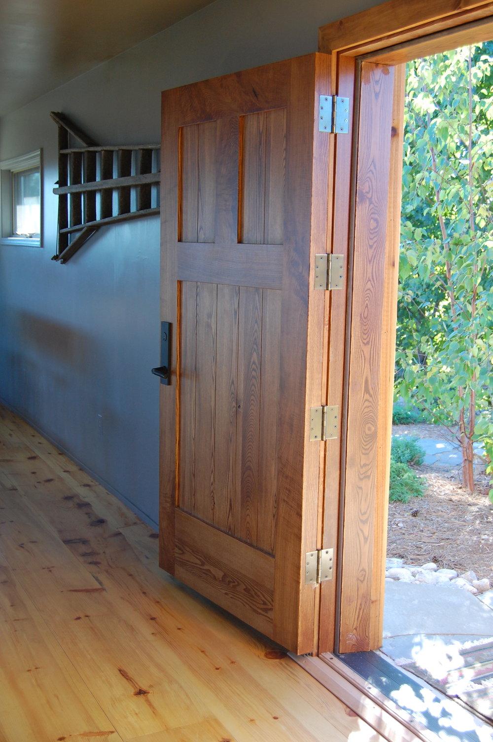 Suttons Bay Ciders Front Door