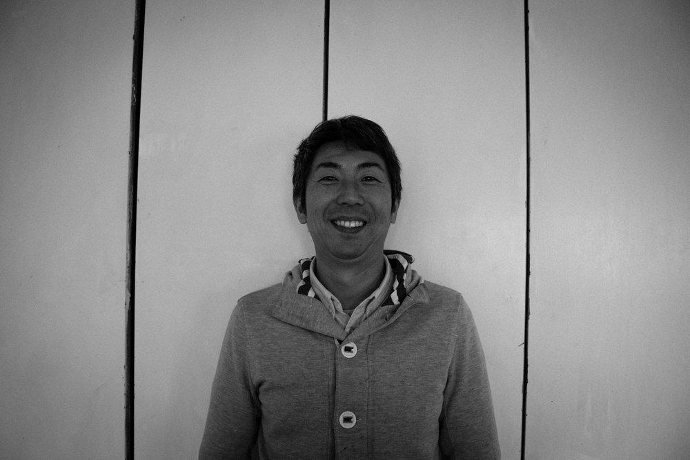 Hirofumi Matsuzaki, founder of Studio Kura