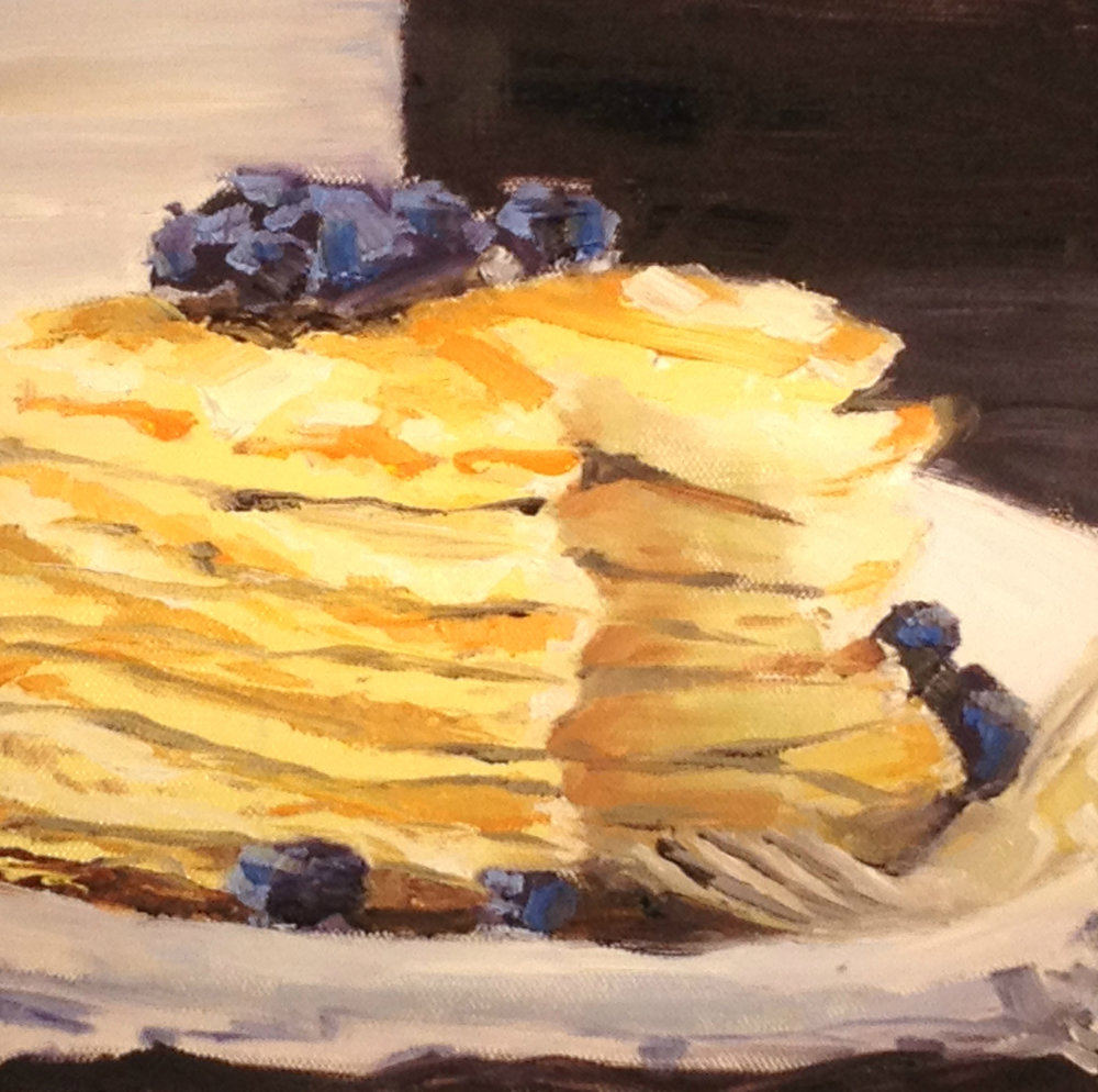 Short Stack Not, 8x8 - $140