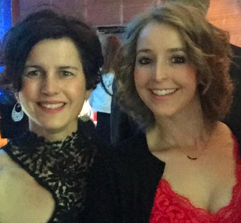 Kate and Liz - Med Tech's Got Talent Winners Photo 2016