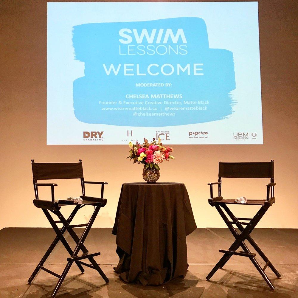 UBM: SWIMLESSONS | 06.8.17  Mack Sennett Studios | L.A., CA