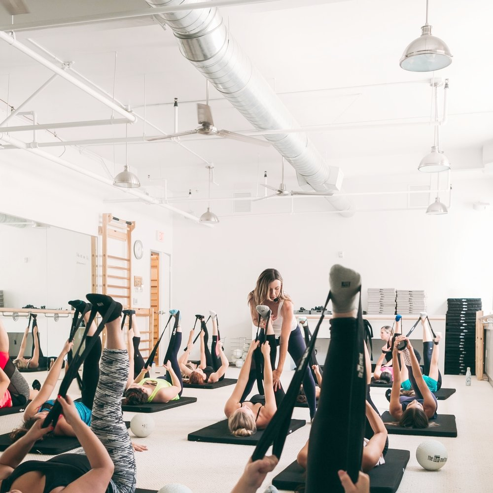 The energy in the space was lit. The bright natural light and wide open studio set the stage for nothing but inspiration. Instructor and owner Crystal is such a beautiful person inside and out, and her workout itself was insane in the best way.Photo courtesy of  Laurence Tan .