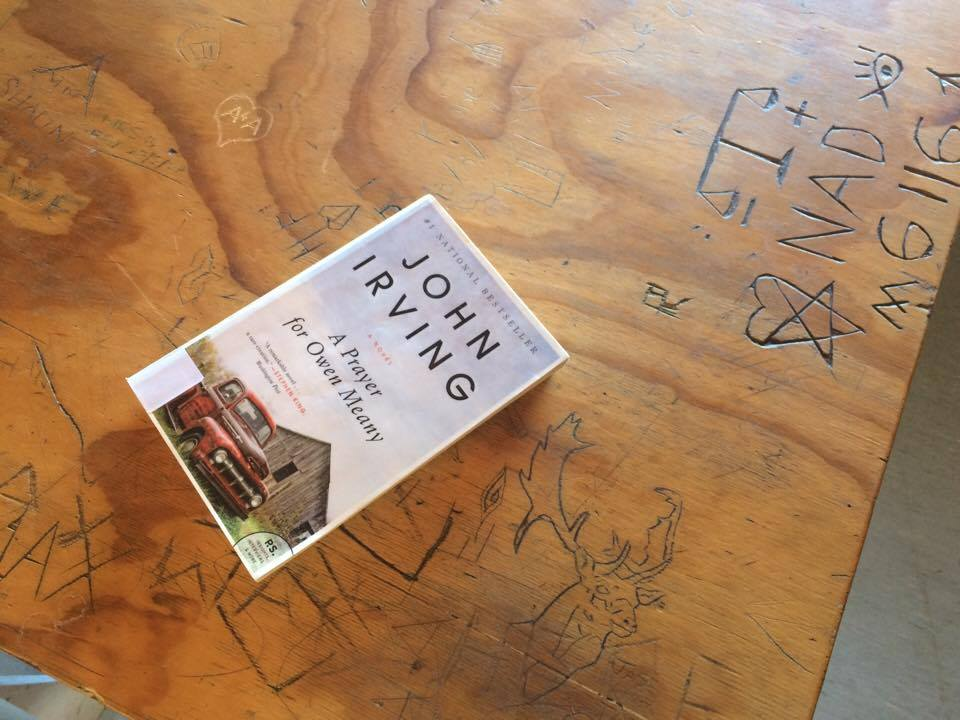 Book and Graffiti
