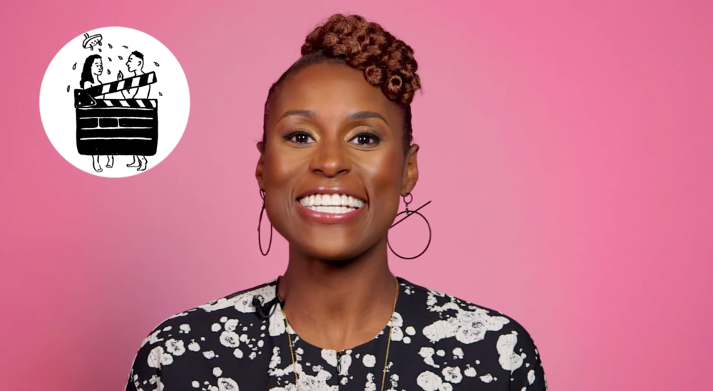 Watch Issa Rae - Glamour Magazine's video series