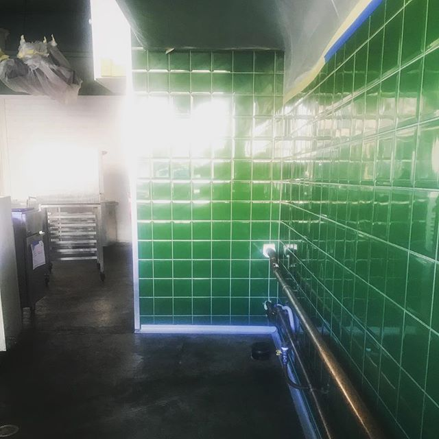 We're getting a makeover! We'll be closed until mid next week to get a spruce up (and a bigger, better kitchen!) just in time for summer 💚 See you all soon xo