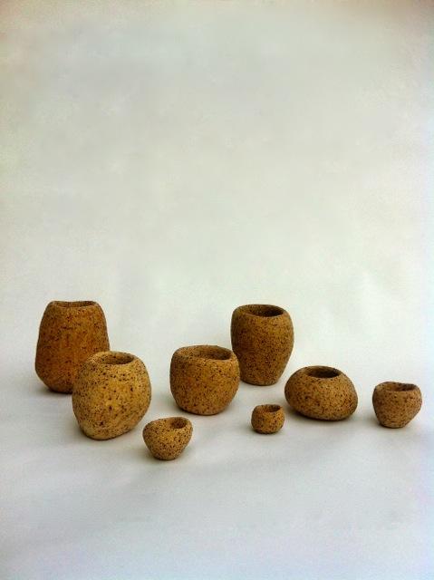 Liane Rossler, Ceramic Vases
