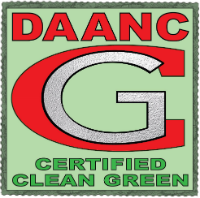 Certified Silver meets DAANC standards for all natural.