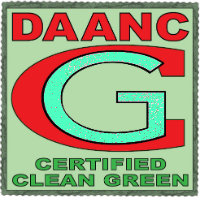 Certified Vegan cannabis and cannabis products are all natural, all-vegan. DAANC recognizes the environmental ills of animal agriculture.