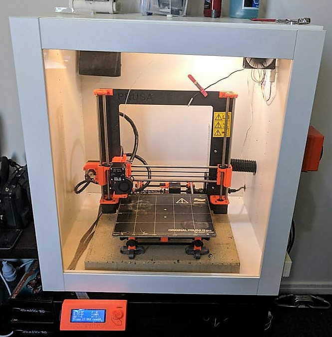 in house 3D printer
