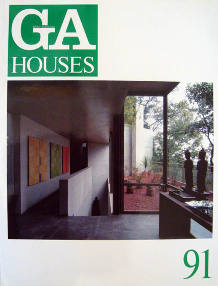 GA HOUSES - n. 91 | February 2006   Text and photos by Yukio Futagawa