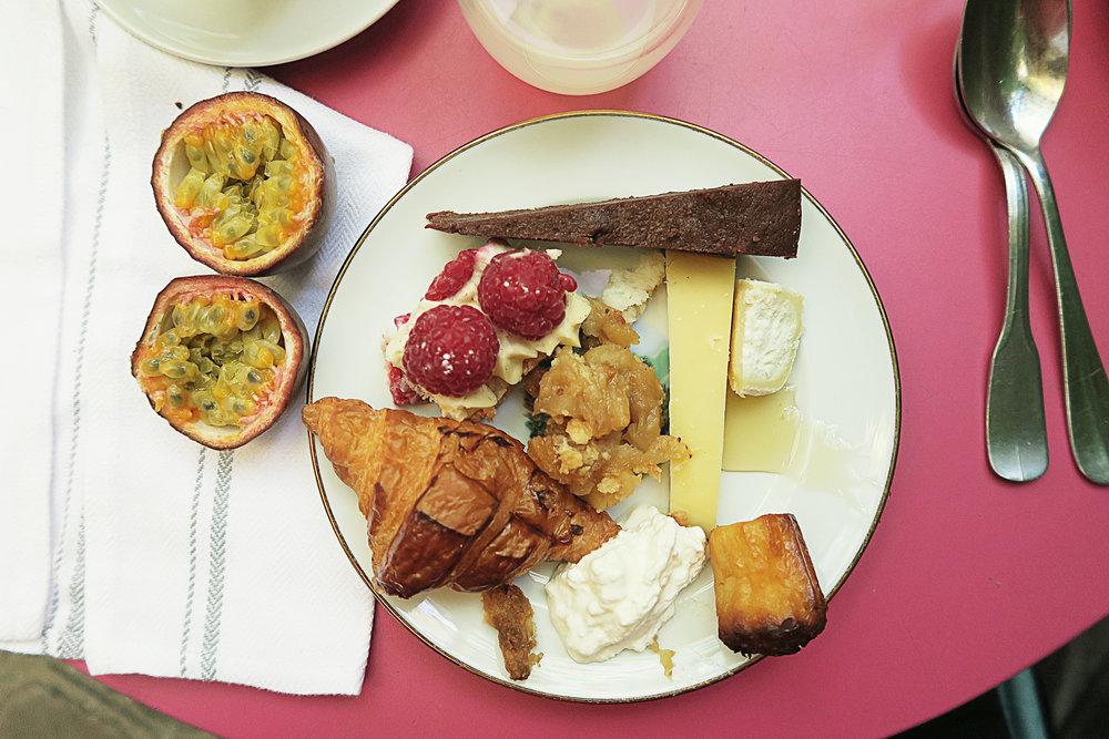 derriere dessert
