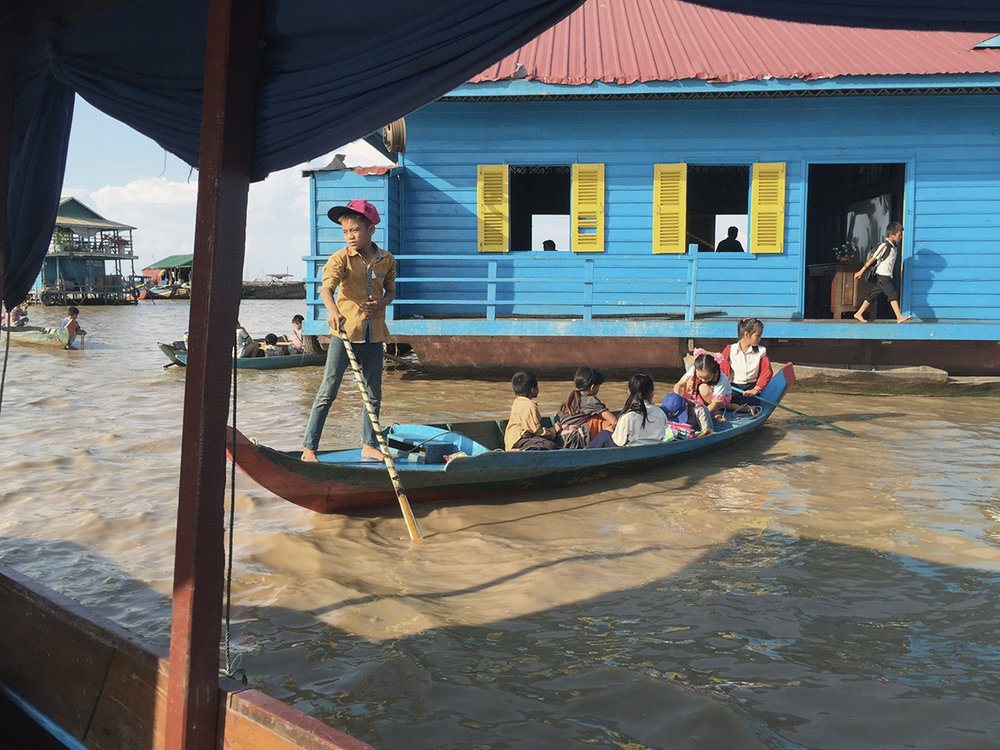 The Floating Villages, Siem Reap