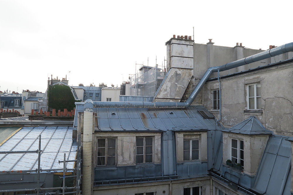 tjejweekend i paris