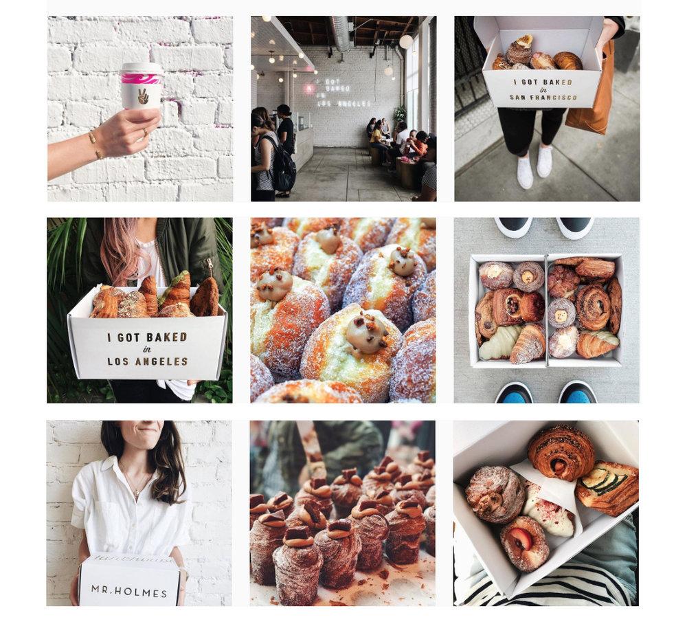 Se mer av dessa drömmiga kreationer på Instagram - @mrholmesbakehouse