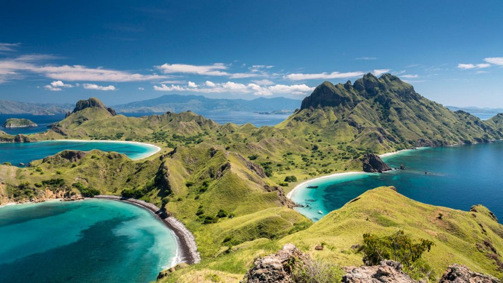 UNESCO World Heritage Komodo National Park: home to volcanic beauty and unparalleled ecosystems