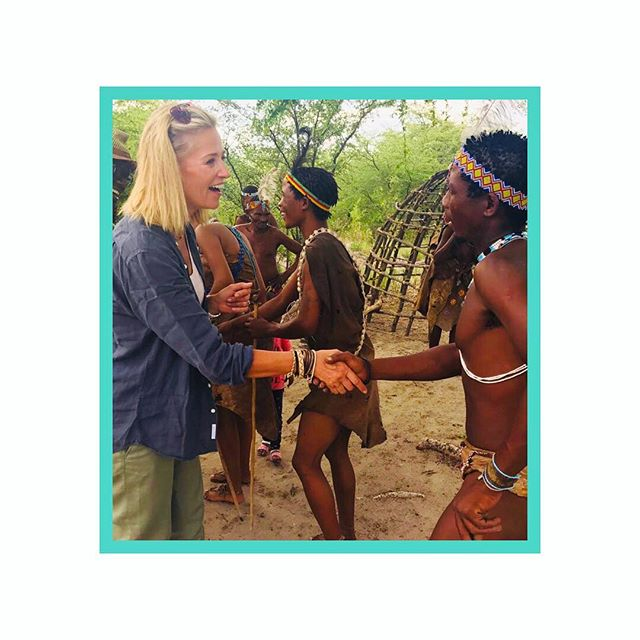 """Tuesday Trailblazer: Boutiq traveller Lanné Tucker co-founded @andthreecollective in a shared belief that a trip to Africa should go off the beaten path (and we couldn't agree more). 