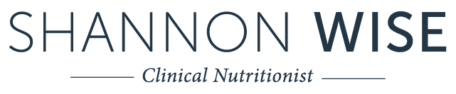 Shannon Wise – Clinical Nutritionist