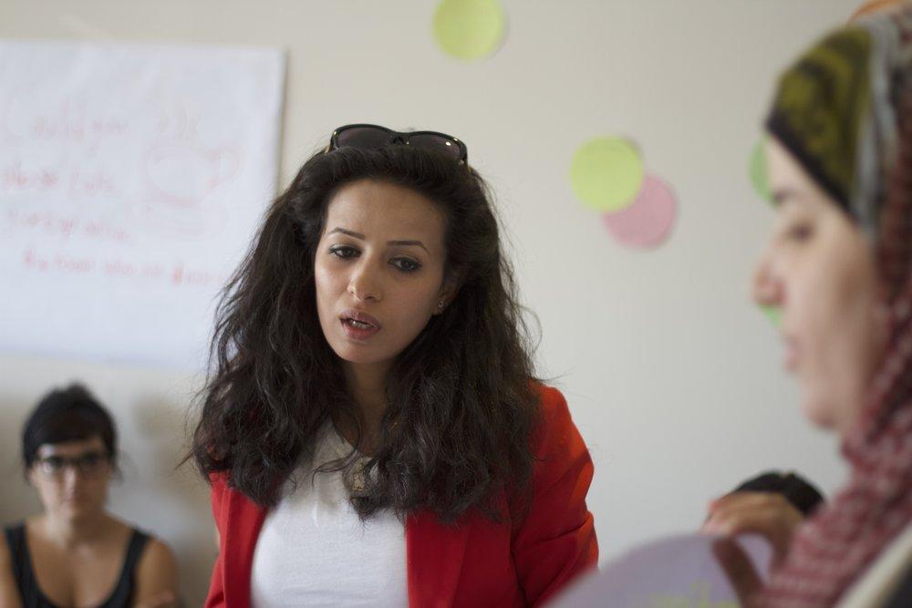 Noura Majdoub - Tunisia