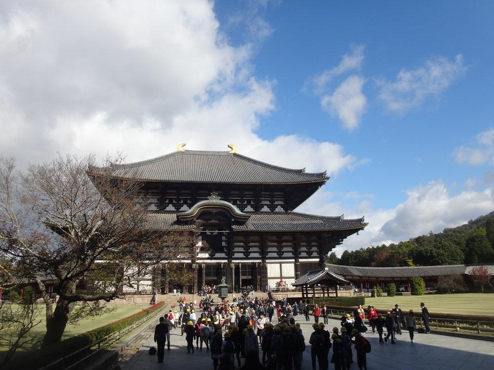 奈良,東大寺