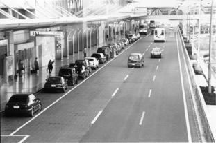 airport terminal, so