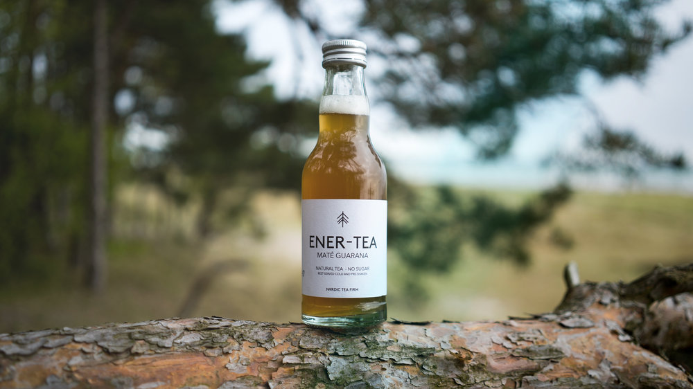 Nordic Tea Firm - Ener-Tea med Maté Guarana